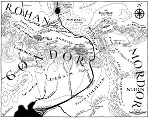 British Library buys Tolkien maps  Stephen Raw